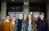 30 сентября 2020 года студенты 3-го курса факультета права посетили Суд Минского района.