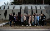 Студенты факультета права посетили Мемориальный комплекс «Хатынь»